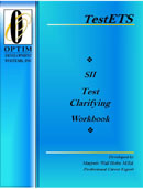 SII Test Clarifying Workbook a career interest assessment clarity manual
